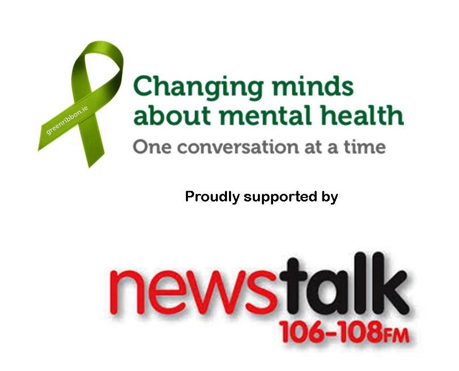 Green Ribbon Newstalk logo